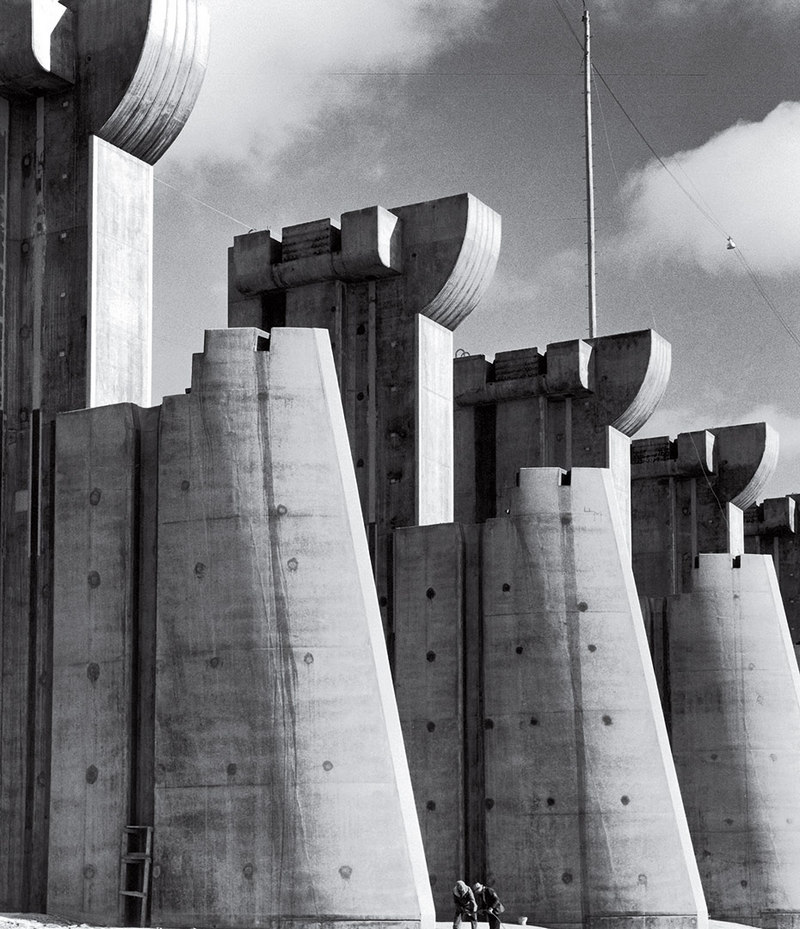 Fort Peck Dam Margaret Bourke White 1936