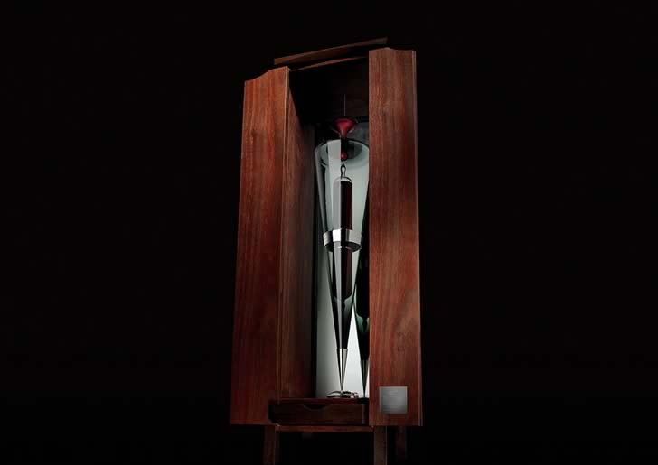 Ampoule from Penfolds – $168,000$